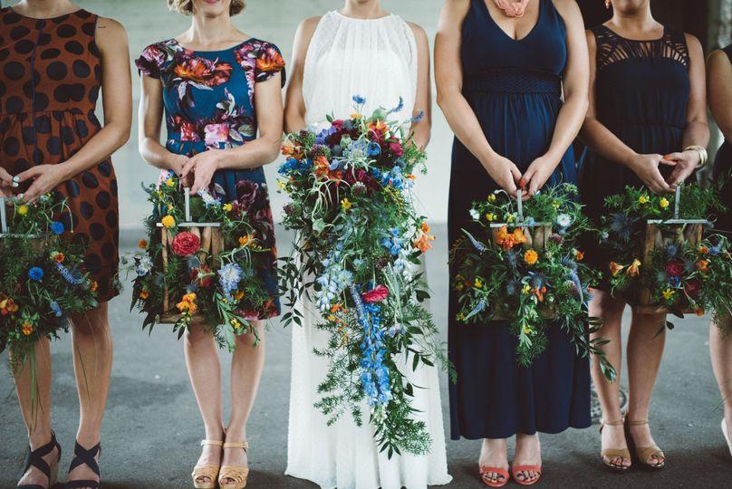 BLOMMÖNSTER WEDDINGS