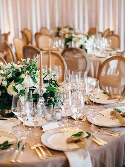 Montecito Private Estate Wedding