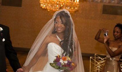 Wedding Hair by Kym