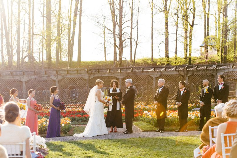 Formal Gardens: Cheryl and Greg