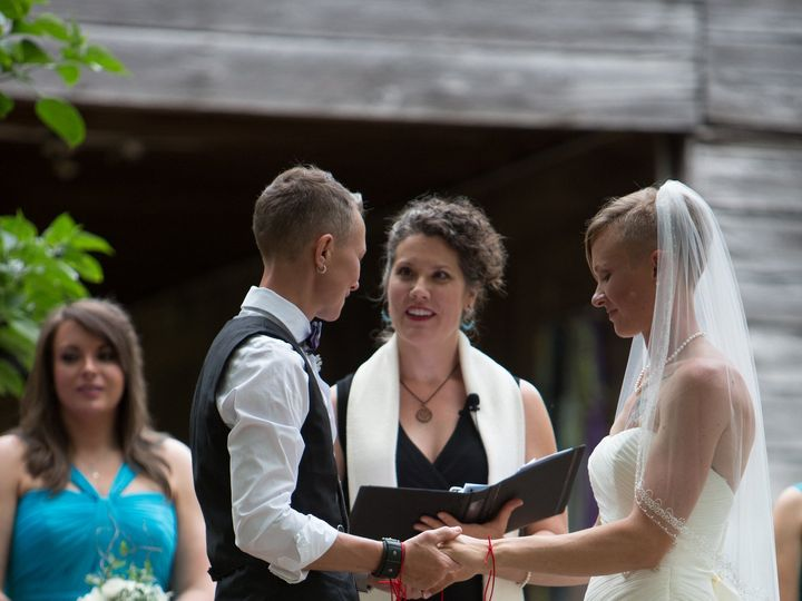 Tmx 1478558467844 Ashley  Aj 6.4.16 Flushing, New York wedding officiant