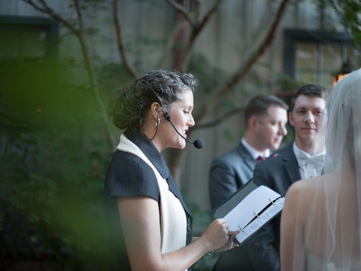 Tmx 1493036260480 Kylie  Trevor 10.9.16 Flushing, New York wedding officiant