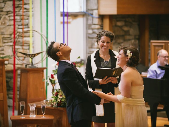 Tmx 1493036295245 Melissa  Kenny 1.14.17 Flushing, New York wedding officiant