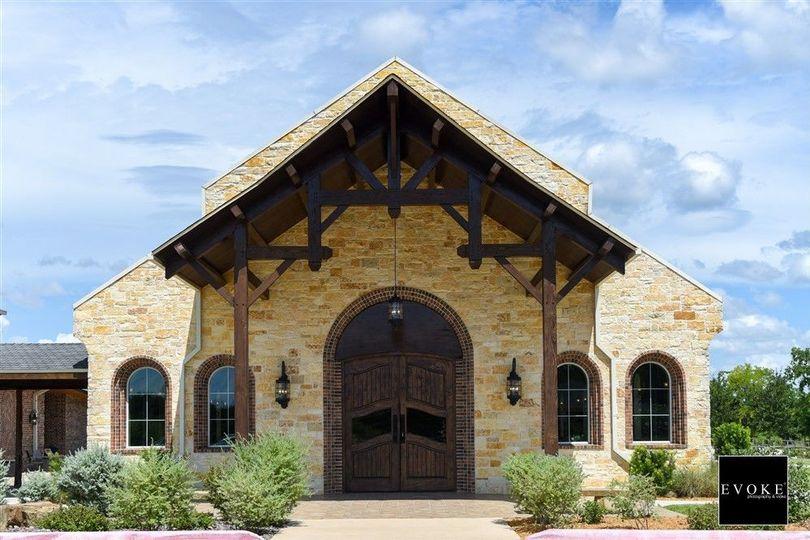 Venue exterior and entrance