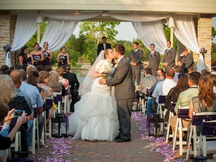 Tmx 1433862986547 Couple Kissing At Lake Cypress, TX wedding venue