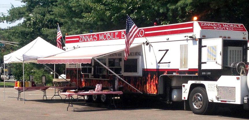 Zinna's Mobile Bistro