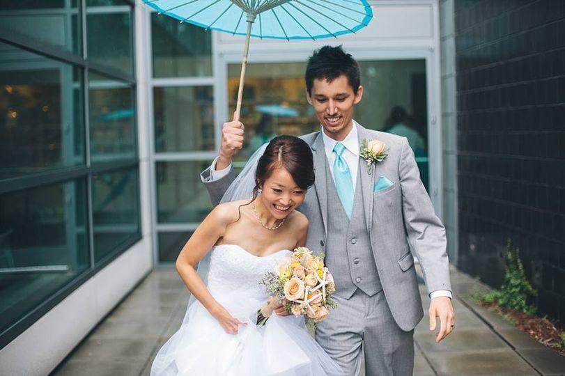 Generous groom