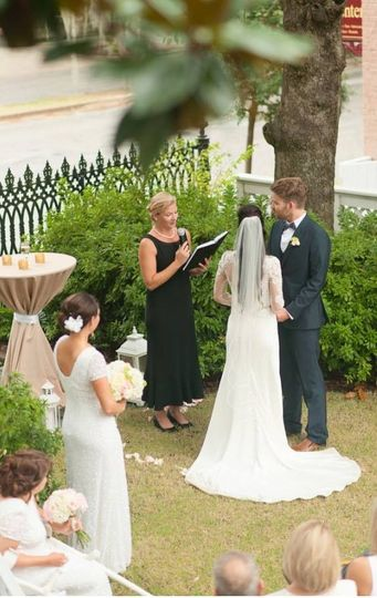 north carolina wedding officiants reverend angela kelley