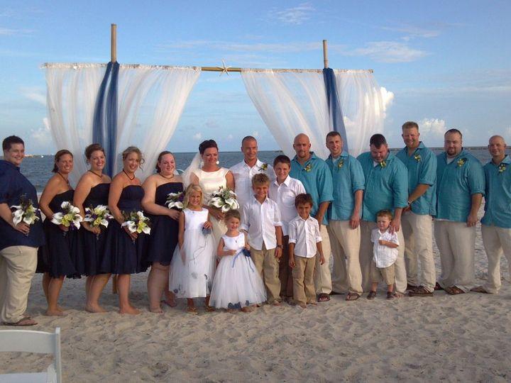 Tmx 1344354575929 201208041859405771 Topsail Beach, NC wedding officiant