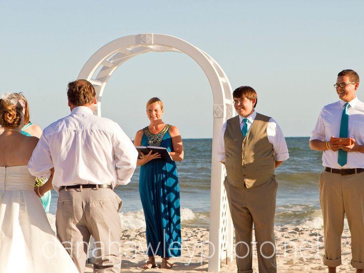 Tmx 1392251841134 Damg0308w Topsail Beach, NC wedding officiant