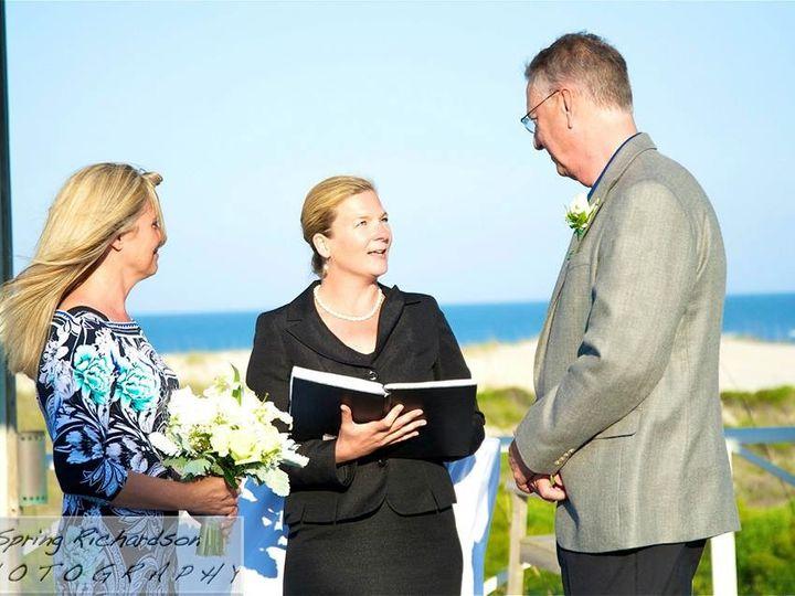 Tmx 1392316076843 9942796096776157173161413078108 Topsail Beach, NC wedding officiant