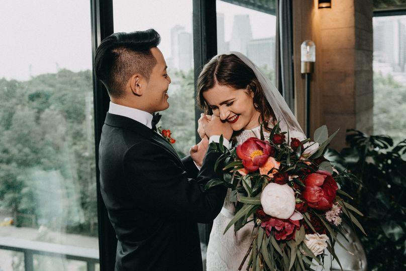 Wedding in Brooklyn