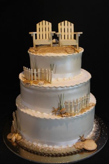 Cakes By Design Edible Art Llc Wedding Cake North Andover Ma