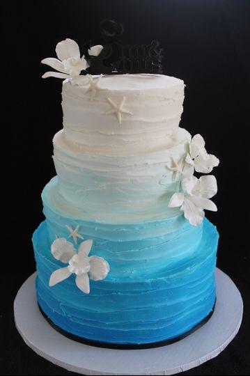 Cake Art Llc : Cakes By Design Edible Art LLC. - Wedding Cake - North ...