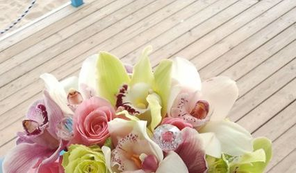 Puerto Rico Wedding Flowers