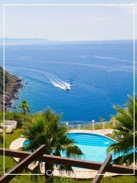 CapoSperone Resort View