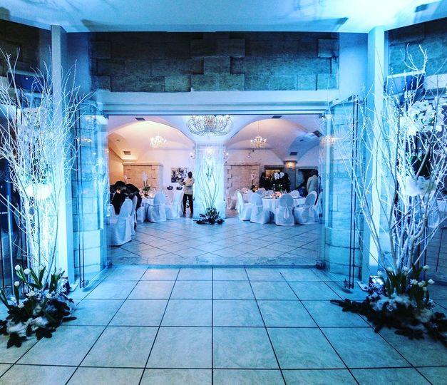 Leonardo Hall - Winter Wedding