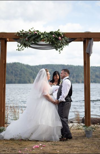 Vows with a view