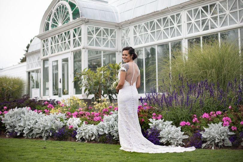 Conservatory Bride