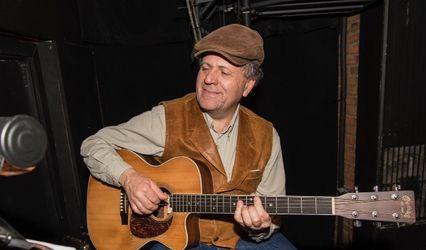 Guitarist Gene Pino 1