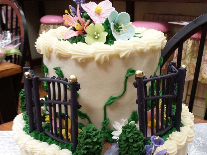 Tmx 1426556031075 20130906201244resized West Orange, NJ wedding cake