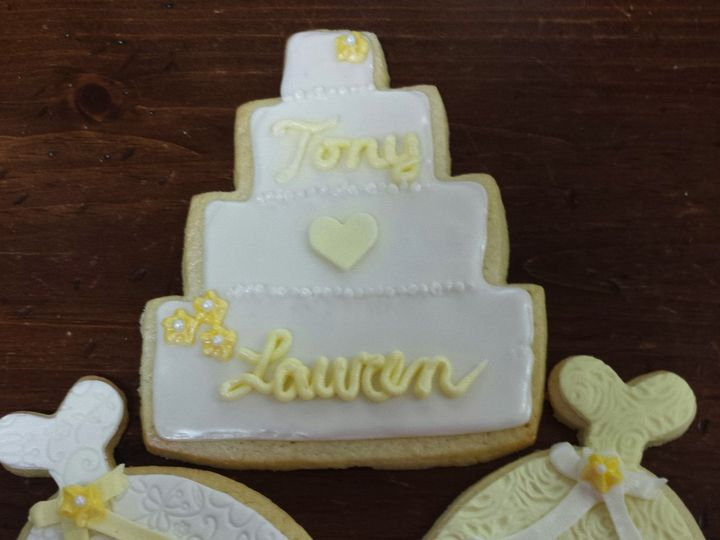 Tmx 1426607488073 20130919073037resized West Orange, NJ wedding cake