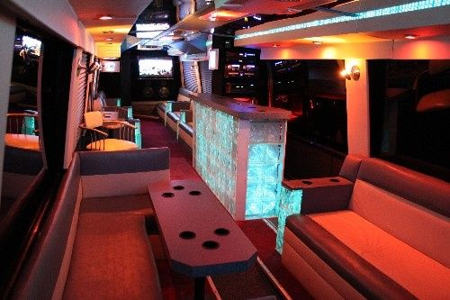 Tmx 1380894255646 Ultimate Party Bus3 Miami wedding transportation