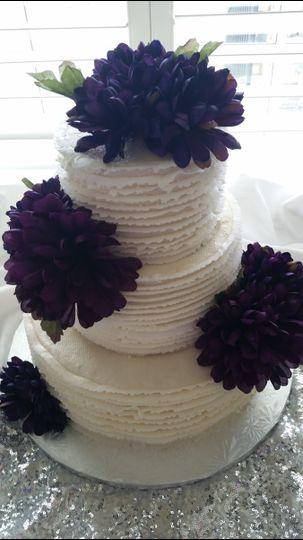 lauren and chris wedding cake 41715