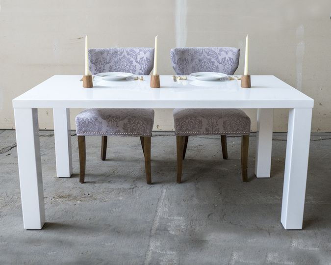 sweethear table ideas white lacquer 2
