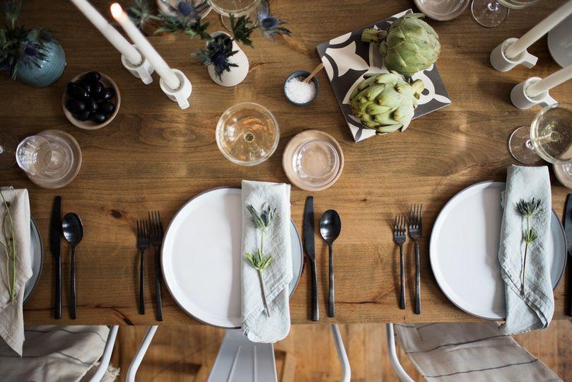 Alder Farm Table