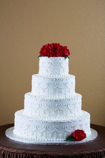 f1773f1472dc1b6a Elegant Cakery Wedding Cake