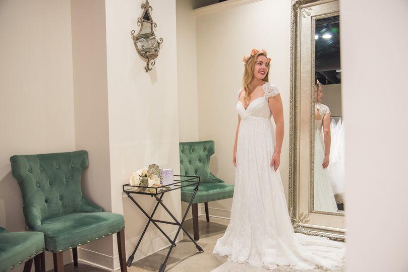 Private Bridal Suites for U