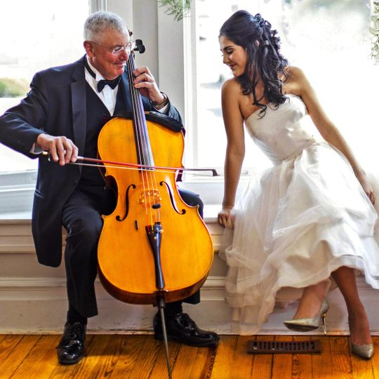 cello and bride as smart object 1 square
