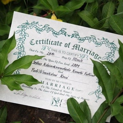 Tmx 1390877226716 22certificateresiz Kapaa, Hawaii wedding planner