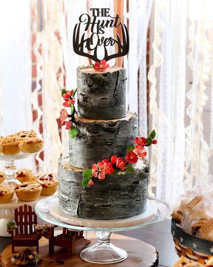 bijous sweet treats all american themed wedding ca