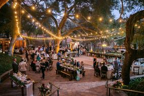 Circle Oak Ranch Weddings