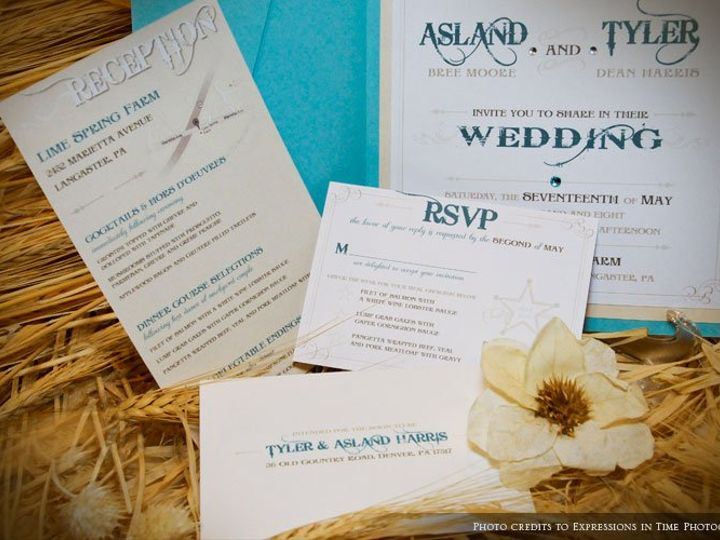 Tmx 1353989907572 Invitesharris9 Lancaster wedding invitation