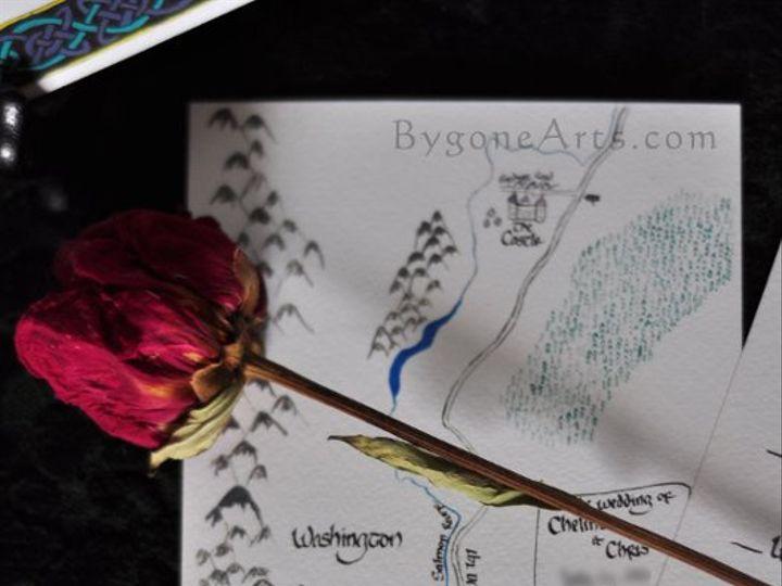 Tmx 1268628347620 101002chelindachris10 Seattle wedding invitation