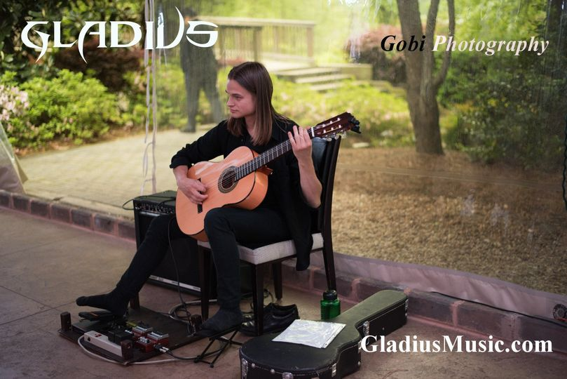 gladius atlanta guitarist flamenco spanish classic