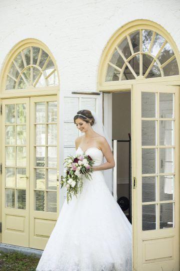 Wedding bride | Evan Hampton Photography