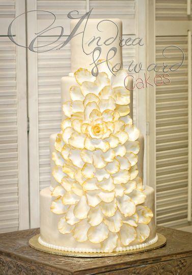 Andrea Howard Cakes - Wedding Cake - Oklahoma City, OK - WeddingWire