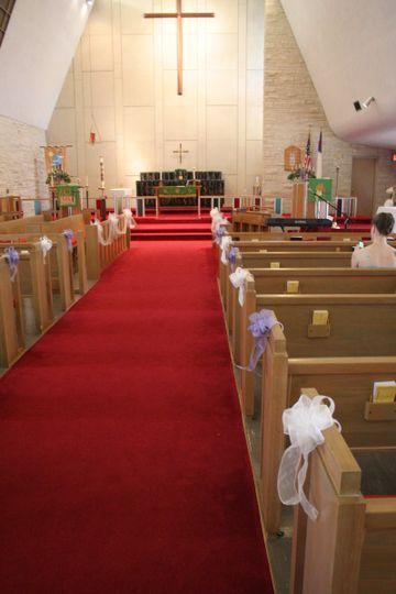 spl church wedding decorated 42