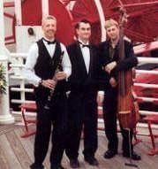 Copasetic Swing Trio