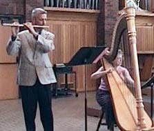 Harp & Flute Duo_Mark Yannie