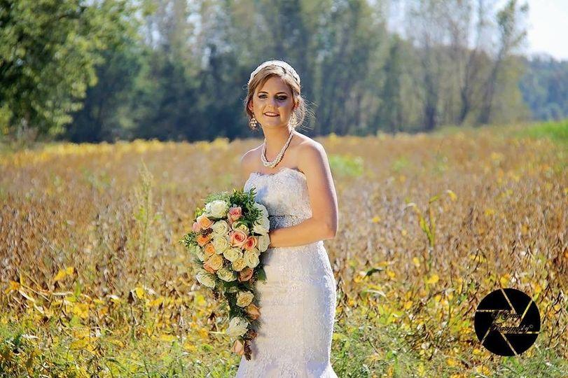 mel wedding