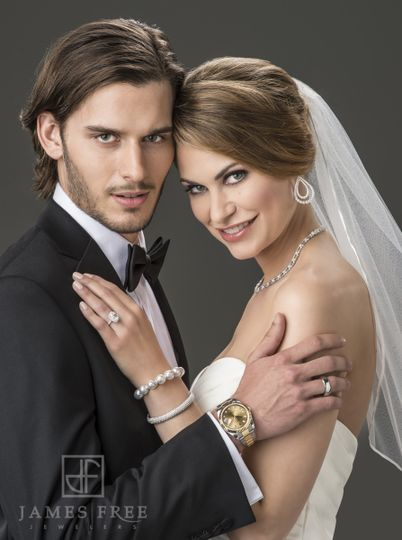 James Free Jewelers Featured Couple