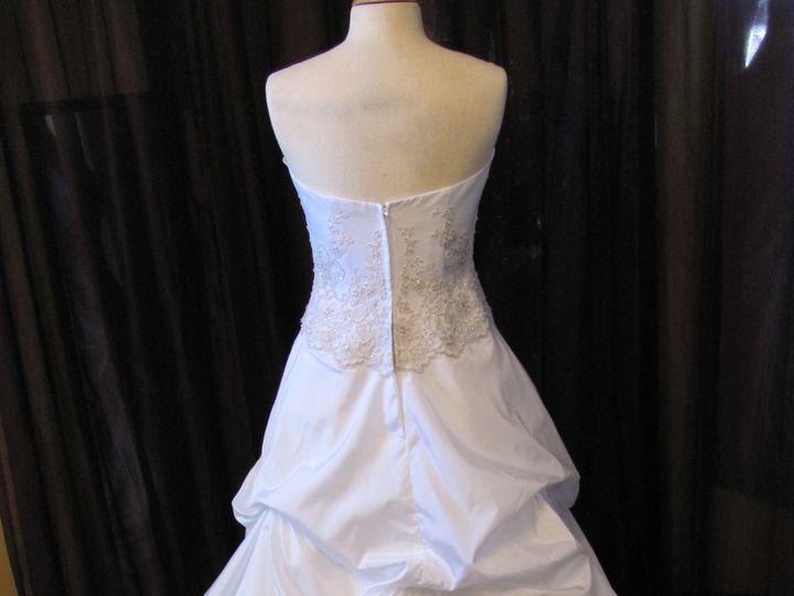 Tmx 1386695794250 French Bustle Optio Anoka, MN wedding dress