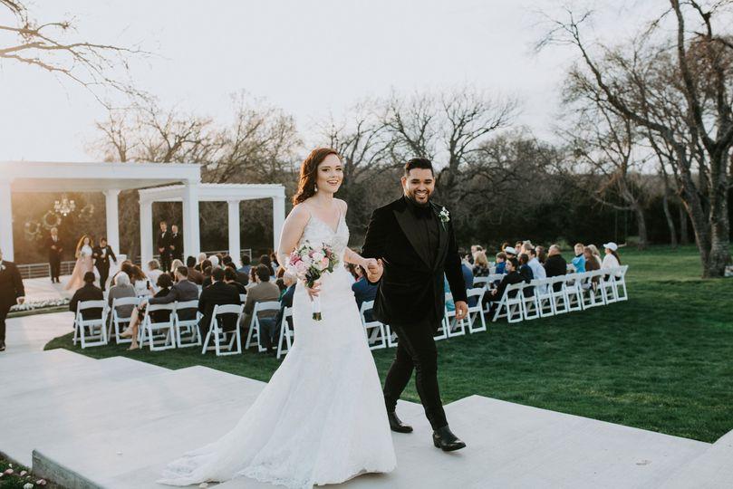 Leila & Andrew Wedding