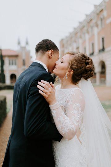 Emily & Denorrise Wedding