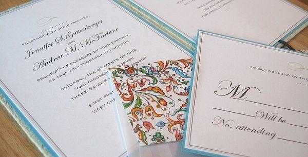 Tmx 1228761977652 W 2 West Chester wedding invitation